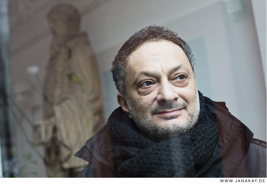 Feridun Zaimoglu Feridun Zaimoglu<br><i>ZDF</i> - Portrait