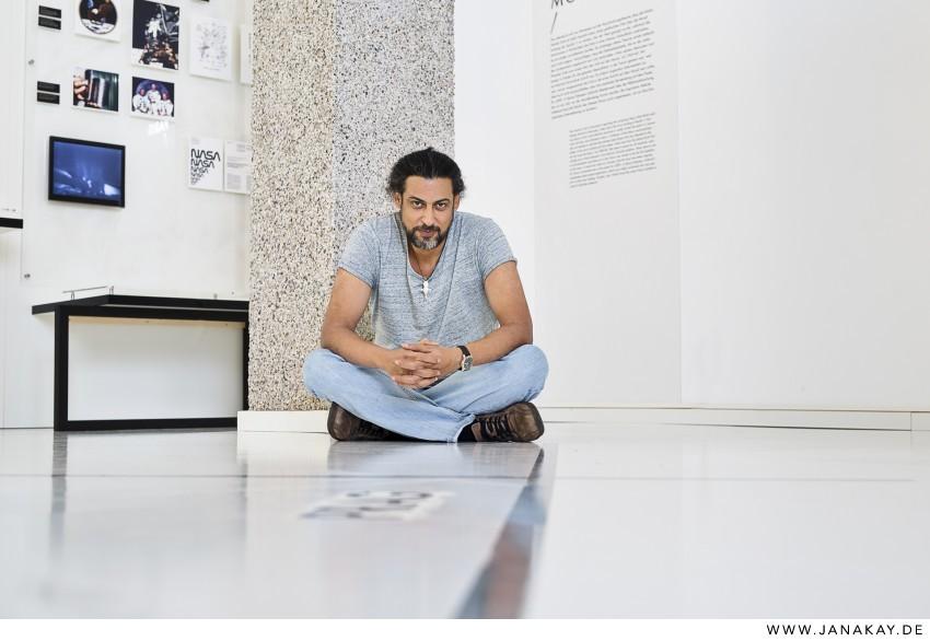 Abbas Khider Abbas Khider<br><i>ZDF</i> - Portrait