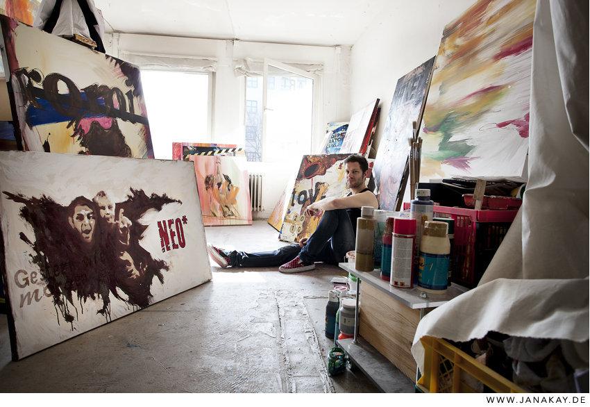 Henrik Rebel Henrik Rebel - Portrait