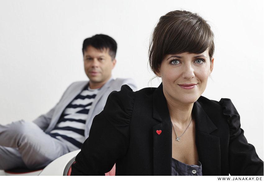 Frau Kuttner und Herr Kavka Frau Kuttner & Herr Kavka<br><i>3sat</i> - Portrait