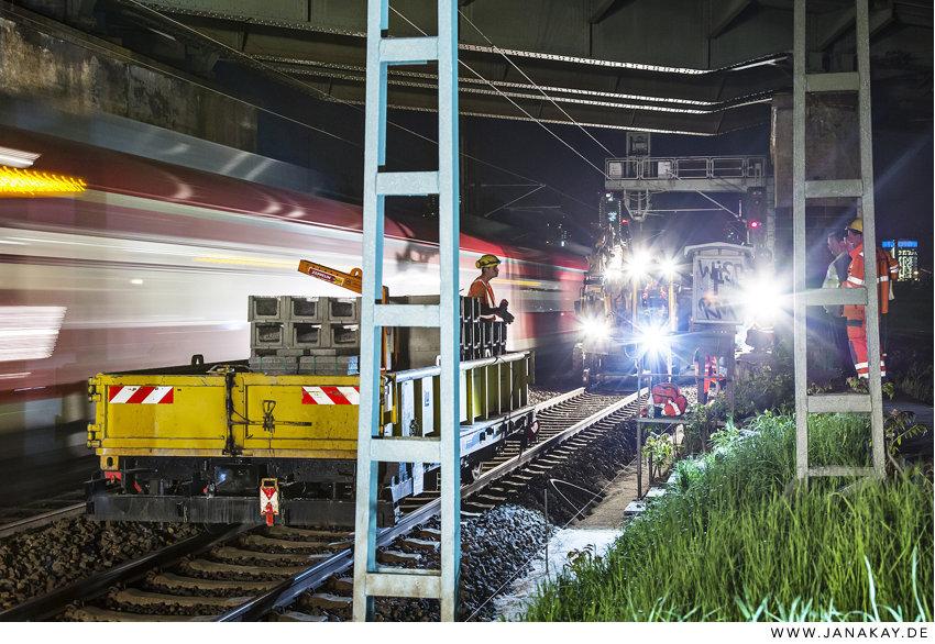 S-Bahnbaustelle S-Bahnbaustelle<br><i>RMV</i> - Reportage