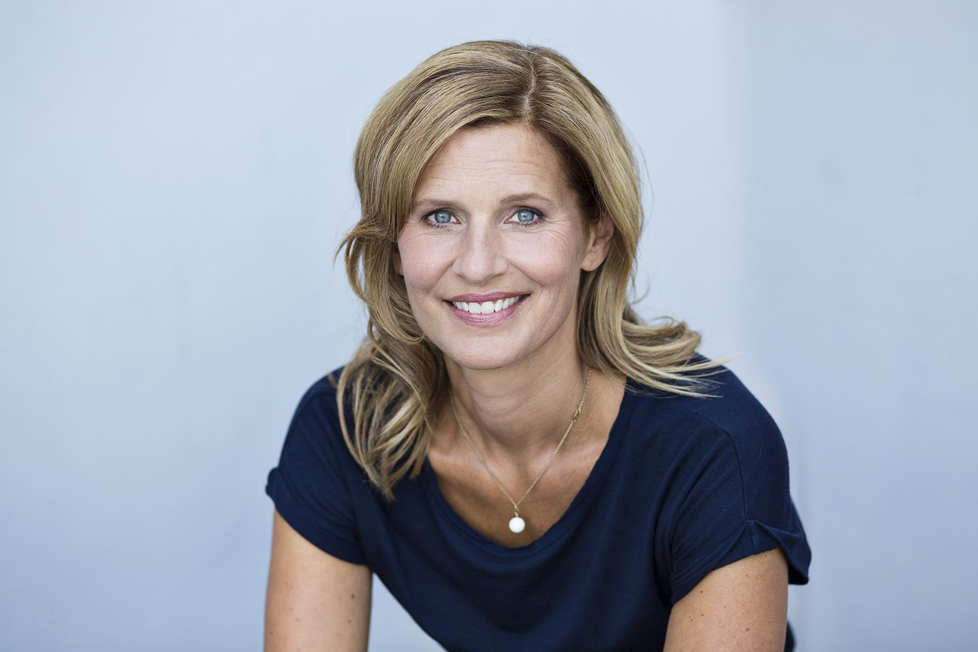 Katrin Müller-Hohenstein - Portrait