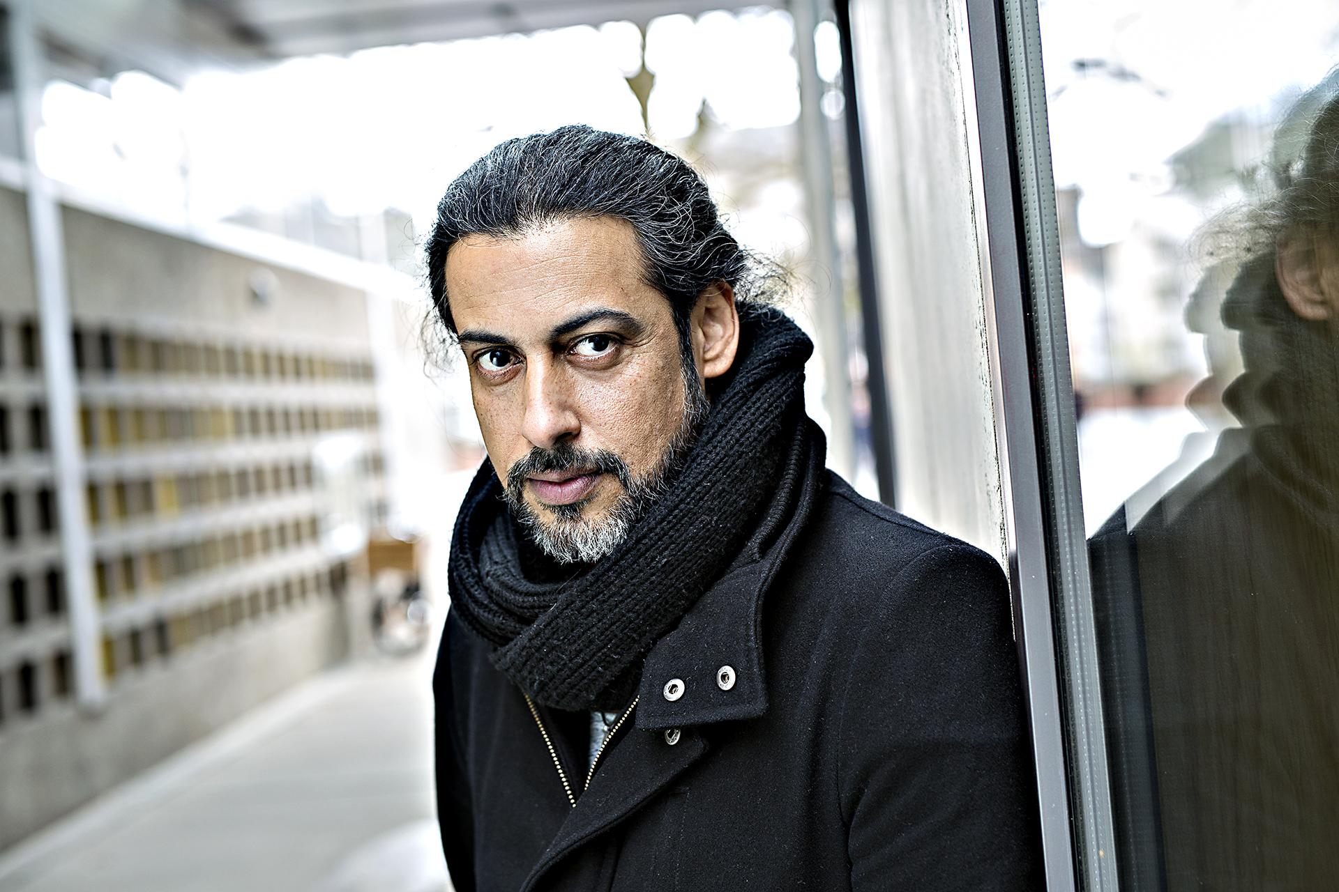 Abbas Khider - Portrait
