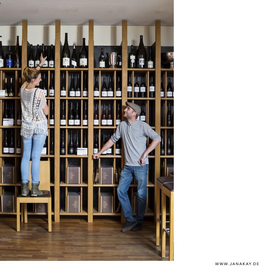 Gastro-Szene Deidesheim Gastro-Szene Deidesheim<br> <i>Vinum</i> - Reportage