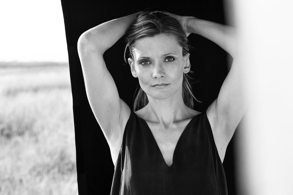 Alexandra Finder - Portrait