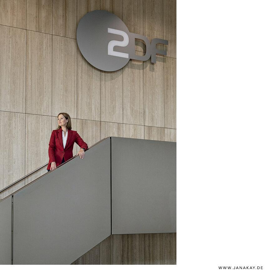 Bettina Schausten Bettina Schausten<br><i>Clap Magazine</i> - Portrait